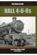 BOOK OF THE HALL 4-6-0s PART 1