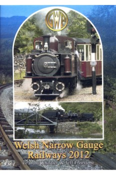 WELSH NARROW GAUGE 2012 (DVD)