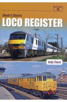 DIESEL & ELECTRIC LOCO REGISTER