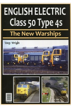 ENGLISH ELECTRIC CLASS 50S