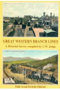 GREAT WESTERN BRANCH LINES - A PICTORIAL SURVEY