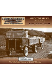 GREAT WESTERN RAILWAY ROAD VEHICLES - PART II