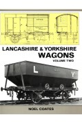 LANCASHIRE & YORKSHIRE WAGONS VOLUME 2