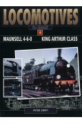 LOCOMOTIVES IN DETAIL 4 - KING ARTHUR CLASS