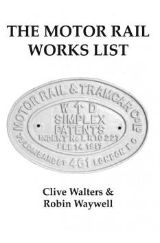 MOTOR RAIL WORKS LIST