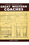 GREAT WESTERN COACHES OFFICIAL DRAWINGS NO. 3