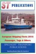 EUROPEAN SHIPPING FLEETS 2016 - PASSENGER, TUGS & OTHERS