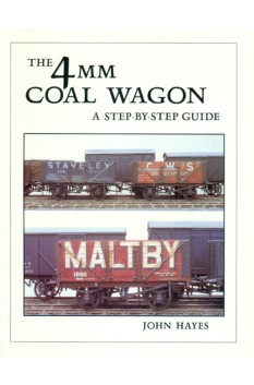 4mm COAL WAGON - A STEP BY STEP GUIDE