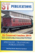 UK PRESERVED COACHES 2018
